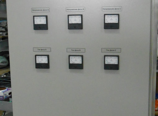 щитове виробництво